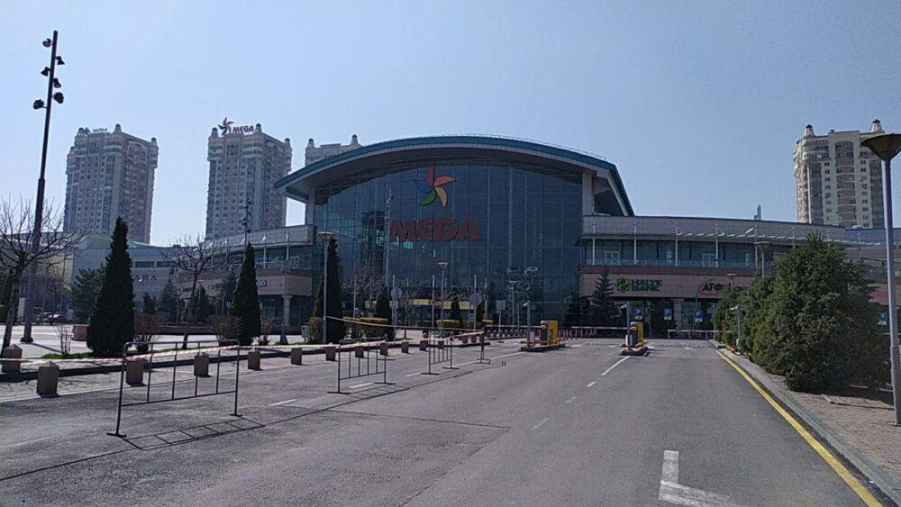 Что происходит прямо сейчас на улицах закрытого на карантин Алматы 4
