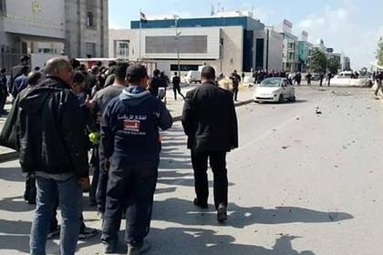 Смертник совершил подрыв рядом с посольством США 1