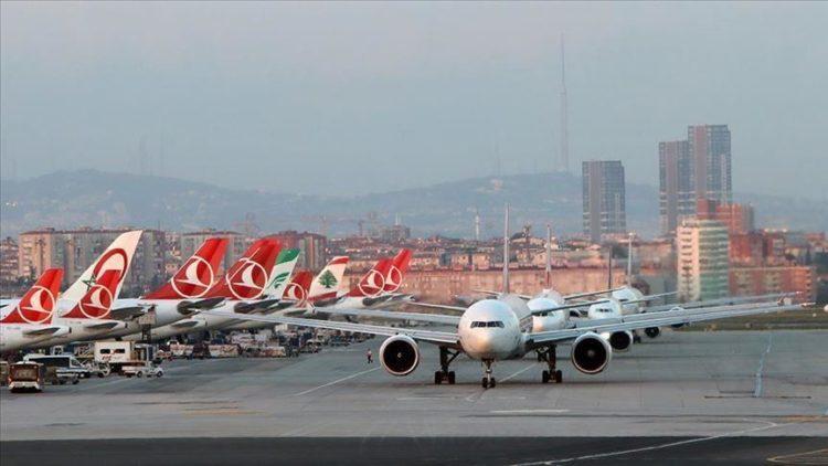 Турция прекращает авиасообщение с Казахстаном