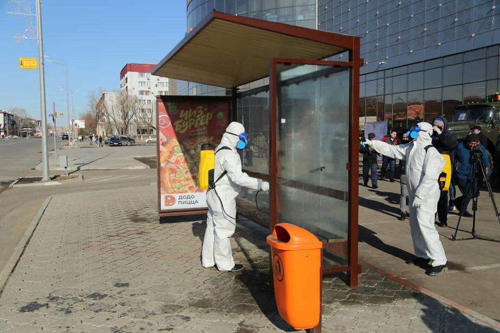 О ЧС биологического характера на территории Петропавловска заявили эпидемиологи 3