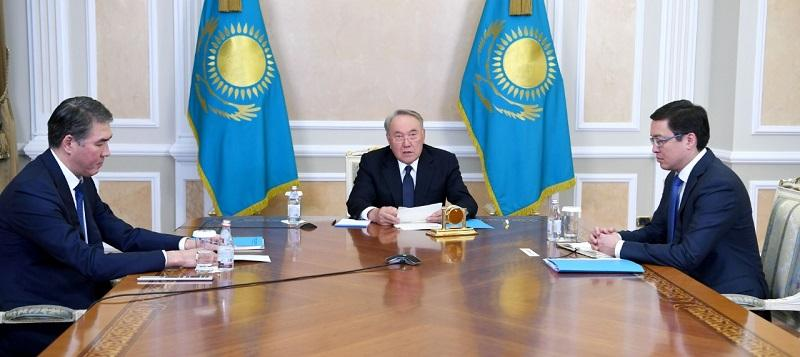 Айдос Укибай - о роли Совета безопасности, о принятии решений и реальной угрозе