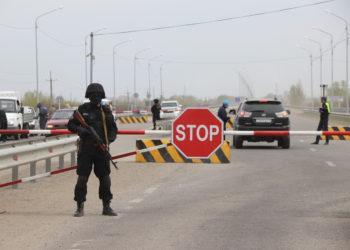 В каких городах Казахстана хуже всего соблюдают карантин