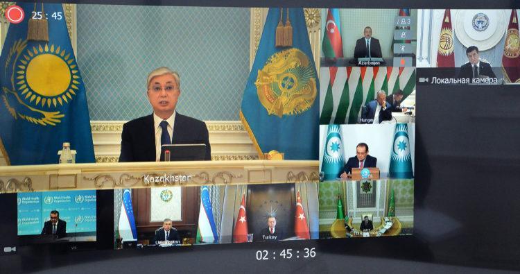 Токаев предложил лидерам тюркского совета разработать совместный «план действий» 1