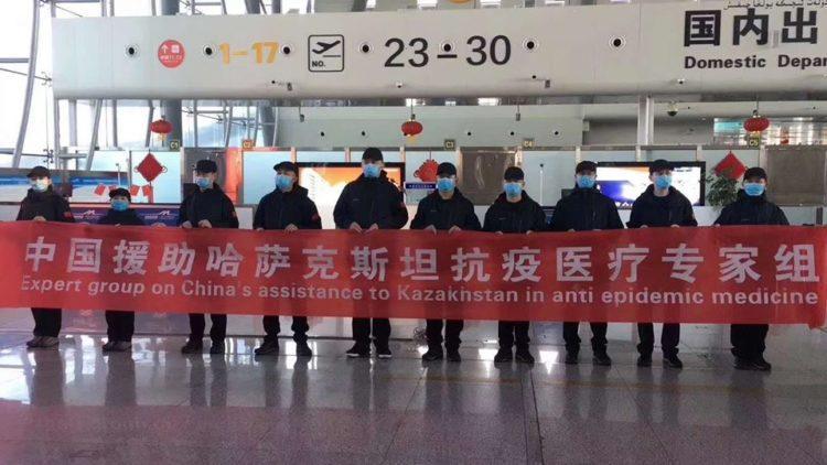 Китайские врачи завершили свою миссию в Казахстане