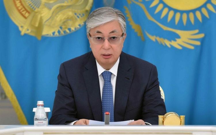 22 тысячи жителей Туркестанской области эвакуированы - Токаев 1