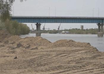 Строительство без разрешения затеяли на особо охраняемой территории в Павлодаре