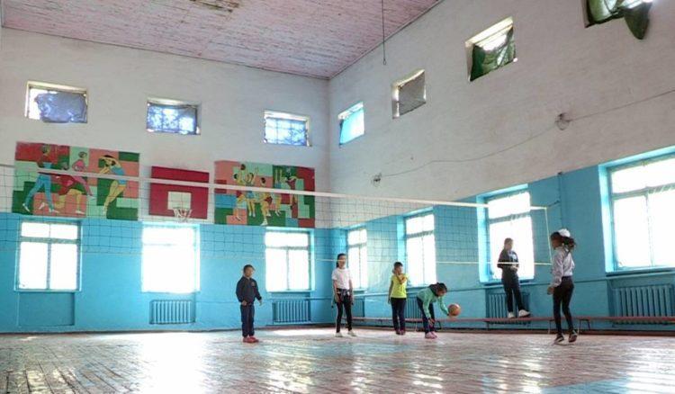 Не видевшая 40 лет ремонта сельская школа в Жамбылской области возмутила Сапарбаева