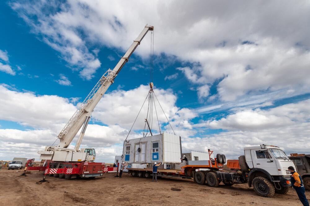 В Казахстане за 20 дней построят новый госпиталь для больных коронавирусом 2