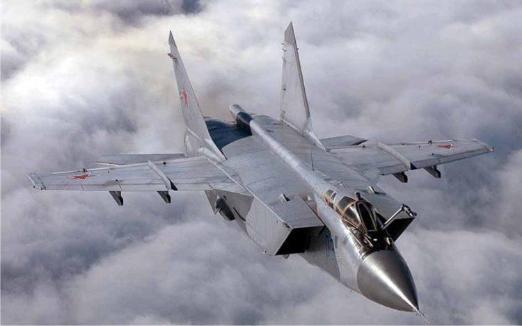 Крушение самолета близ Караганды: это четвертая авария МиГ-31 в Казахстане