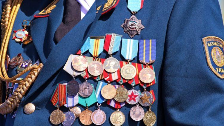 По миллиону тенге перечислили ветеранам войны в Карагандинской области