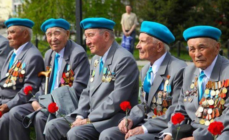 По миллиону тенге выплатят ветеранам ВОВ в Жамбылской области 1