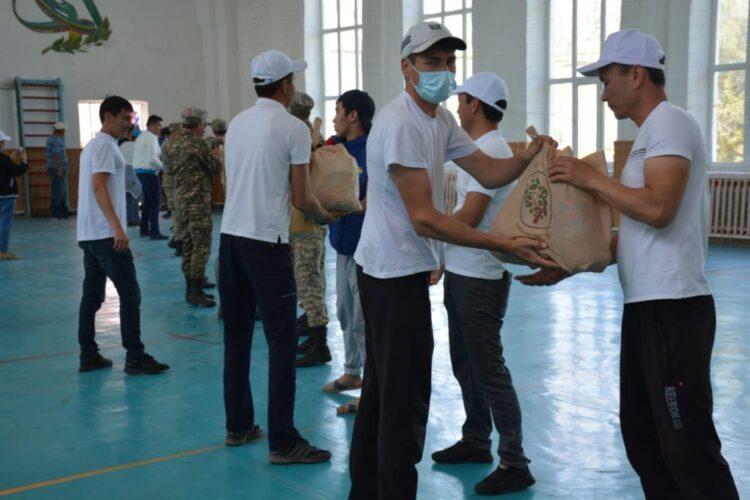 В «Nur Otan» опровергли информацию о давлении на волонтеров в Мактааральском районе 1
