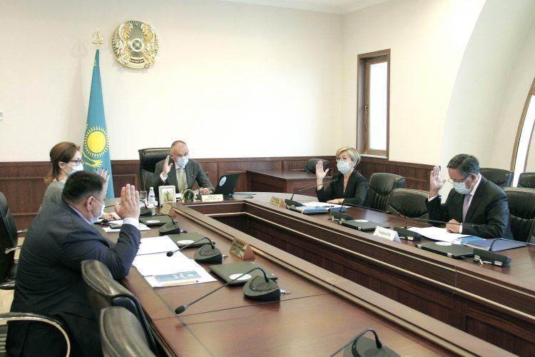 ЦИК прекратил депутатские полномочия Дариги Назарбаевой 1