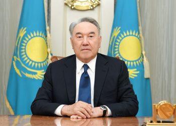 Нурсултан Назарбаев поздравил казахстанцев с Днем Победы 2