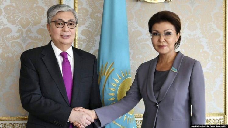 Токаев обратился к Дариге Назарбаевой 1