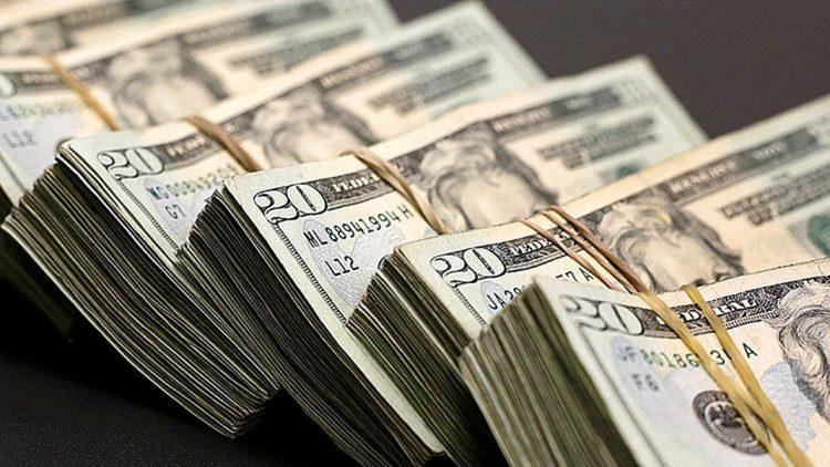Курс доллара снизился почти на три тенге 1
