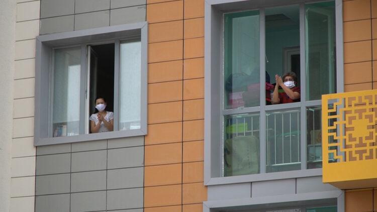 «Не расслабляйтесь»: жителям Нур-Султана пригрозили ужесточением карантина