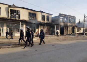 Кордайский конфликт: Количество уголовных дел и подозреваемых увеличилось 1