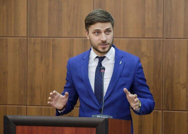 Максим Споткай назначен новым заместителем руководителя Аппарата Сената 1