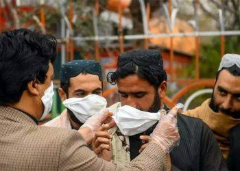Силы безопасности Афганистана открыли огонь во время акции против несправедливой раздачи хлеба 1