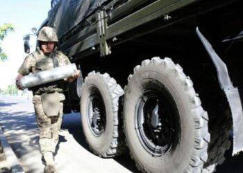 Фото: Пресс-служба Минитерства обороны РК