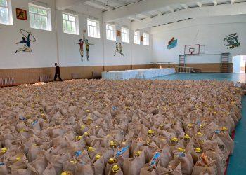 Жители Туркестанской области получат 400 тонн гуманитарной помощи 2