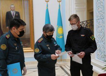 Останки пропавшего 80 лет назад солдата из Карагандинской области передали казахстанской стороне