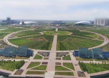 Кульгинов передает парки Нур-Султана частным инвесторам 2