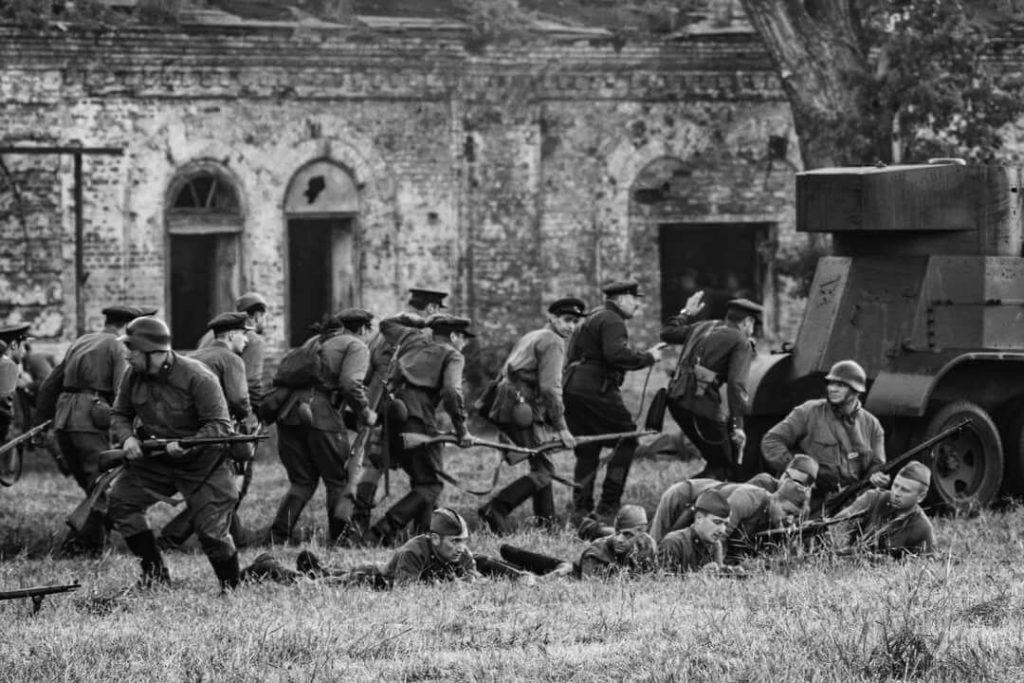 Баллада о снайпере «казахского» полка 3