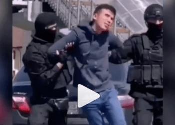 Видео задержания водителя бойцами спецназа в Алматы прокомментировала полиция