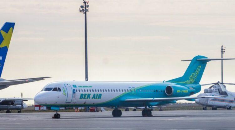 «Здесь не наша вина» - Bek Air отказывается возвращать пассажирам деньги за билеты