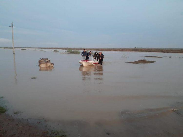 Два села затопило, жители эвакуированы