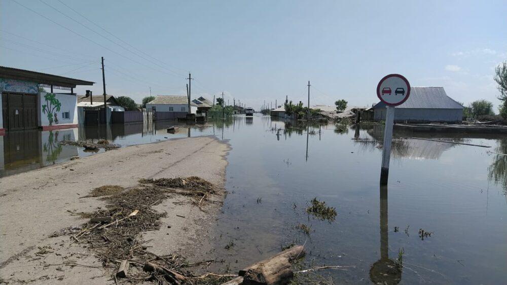 Роман Скляр жителям затопленных поселков в Туркестанской области: Никто не останется без помощи 2