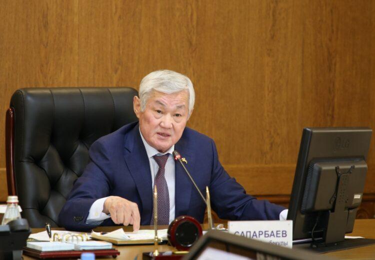 Сапарбаев раскритиковал работу по внедрению цифровизации в Жамбылской области 1