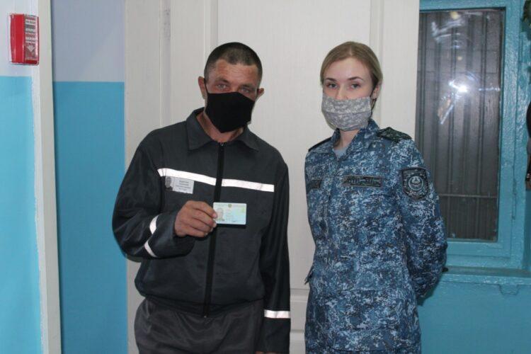 41 год без документов. Уроженец Аркалыка впервые получил удостоверение личности