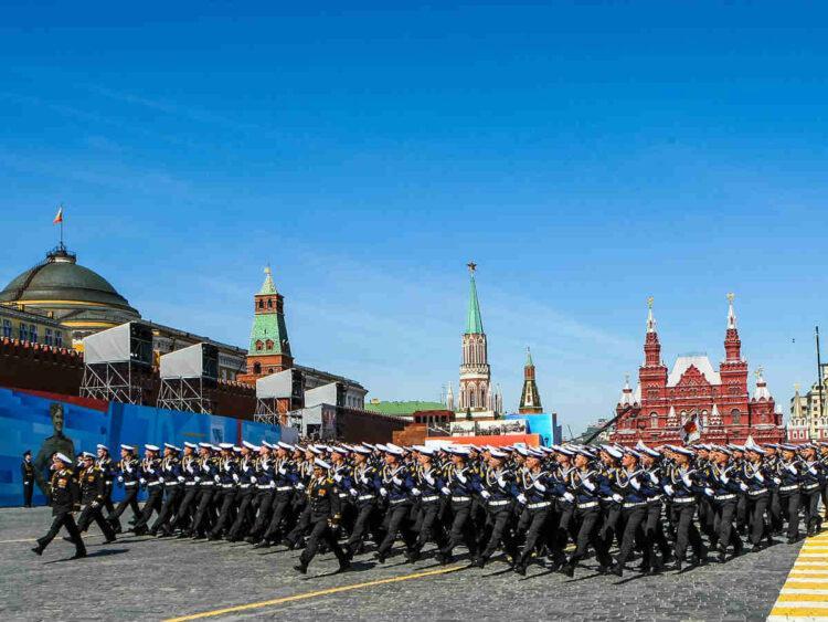 Парад Победы-2020 в Москве. Прямая трансляция 1