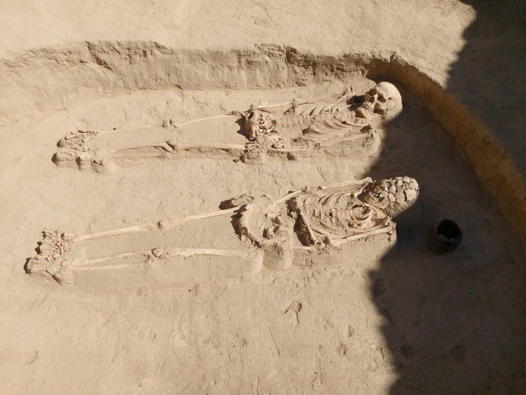 В Казахстане впервые нашли полный образец древней письменности 3