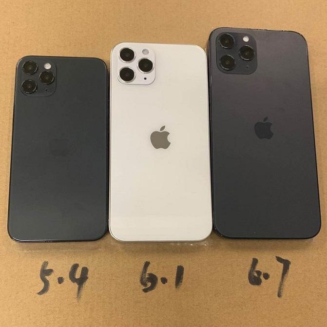 """Новый iPhone будет похож на старый. В Сеть """"утек"""" дизайн устройства 1"""