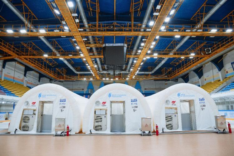 ПЦР-тесты на коронавирус будут делать за три часа в Нур-Султане 1