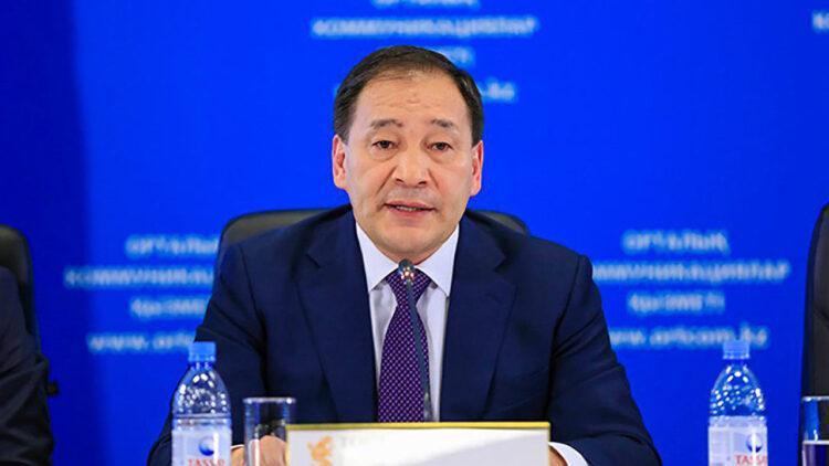 Заместитель премьер-министра Казахстана Ералы Тугжанов заразился коронавирусом 1