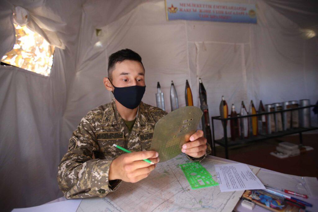 Выпускники Военного института сухопутных войск сдают госэкзамены 2