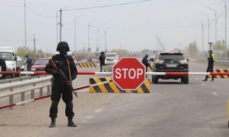 Сколько раз казахстанские полицейские получили взятки на блокпостах, рассказал Тургумбаев 1