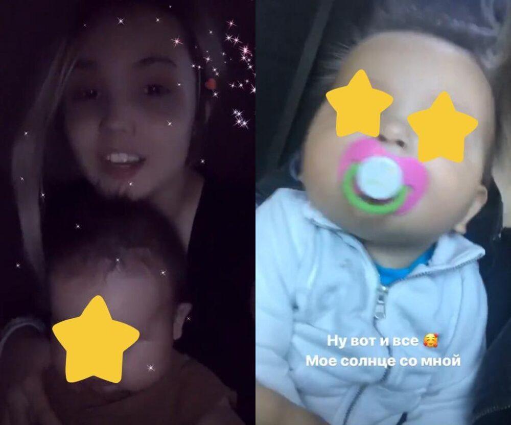 Участнице шоу «Беременна в 16» астанчанке Майе Акимовой вернули ребенка 1