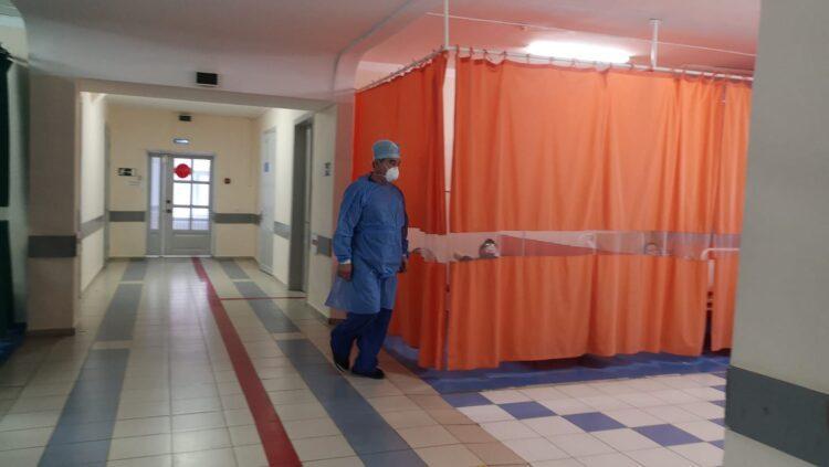 Фото со страницы Управления здравоохранения Западно-Казахстанской области в Facebook