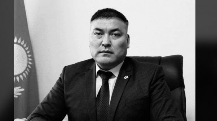 Аким Талгарского района Алматинской области умер от пневмонии 1
