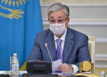Попали в капкан самоуспокоения и самодовольства: Токаев жестко раскритиковал правительство и акимов 1