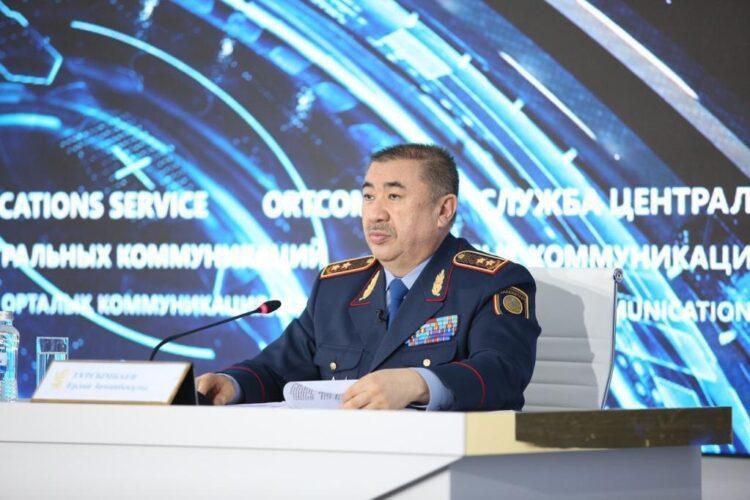 Пресс-служба МВД РК