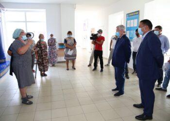 Фото: zhambyl.gov.kz