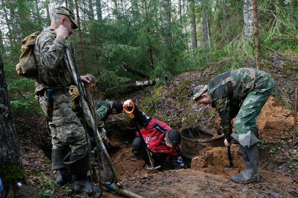 В России нашли останки солдата из Казахстана 1