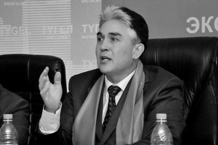 Умер экс-кандидат в президенты Казахстана 1